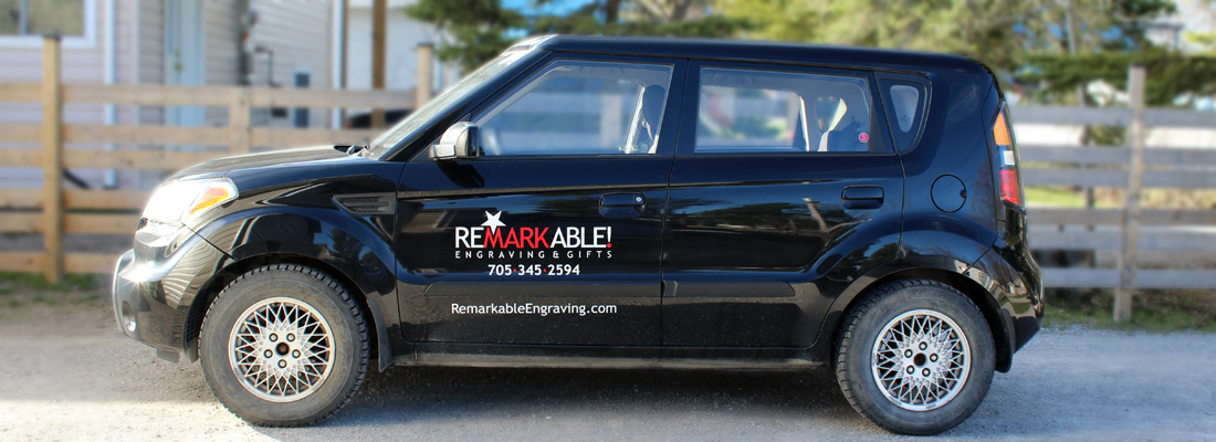 Remarkable vehicle!