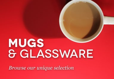 Mugs and Glassware